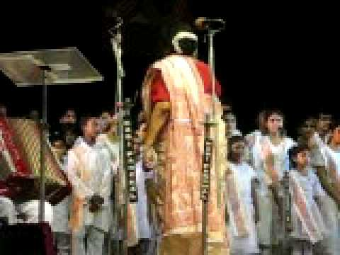 Ruma Guha Thakurta, Calcutta Youth Choir Childrens video