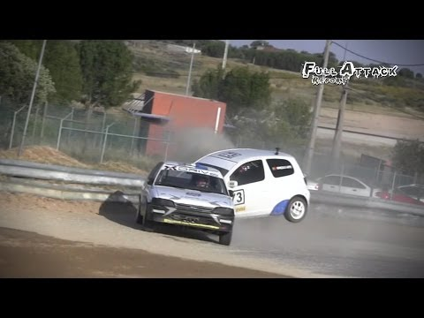 Ralicross de Castelo Branco 2014 - Crash & Show [HD]