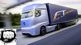 Top 5 Highly Advanced Concept Trucks