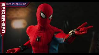 HOT TOYS SPIDERMAN FAR FROM HOME MOVIE PROMO EDITION DISPO A HK !!!