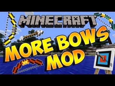 Minecraft 1.6.4 - Como instalar MORE BOWS MOD - ESPAÑOL