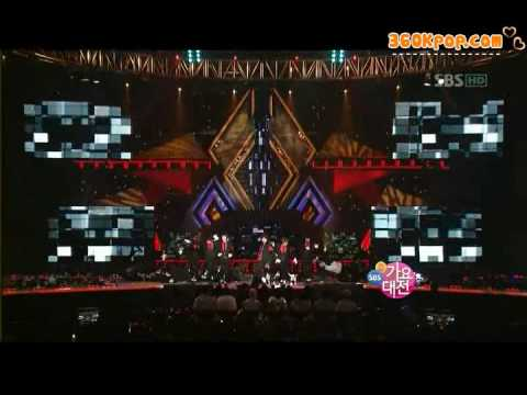 [360kpop Vietsub] Pajama Party Remix. - Super Junior H {perf live} video