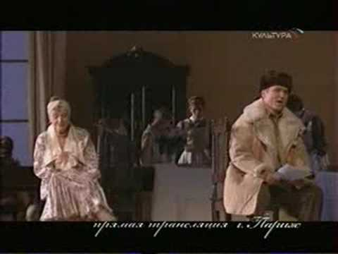 Evgenii Onegin- Grand  Theatre