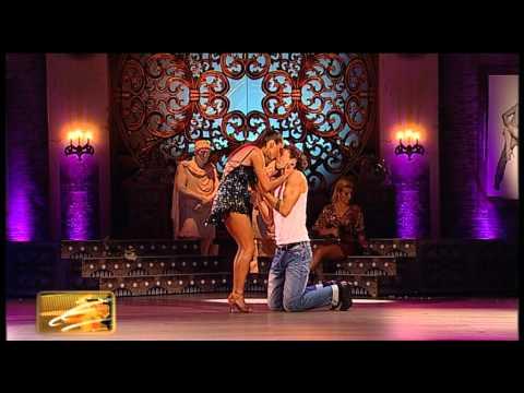 """""""Kviečiu šokti. Pažadinta aistra"""": Linas ir Rūta"""