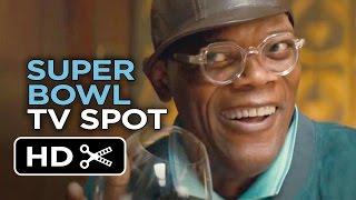 Video clip Kingsman: The Secret Service Official Super Bowl TV Spot (2015) - Samuel L. Jackson Movie HD