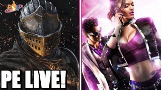 PE LIVE! - Dark Souls Overreaction | Saints Row Switch | Diablo 3 + Q&A!