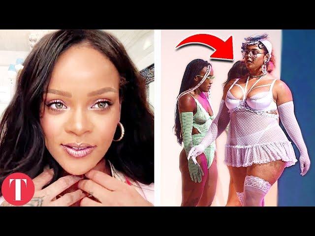 Rihanna Fenty X Savage Changing The Way People View Fashion thumbnail