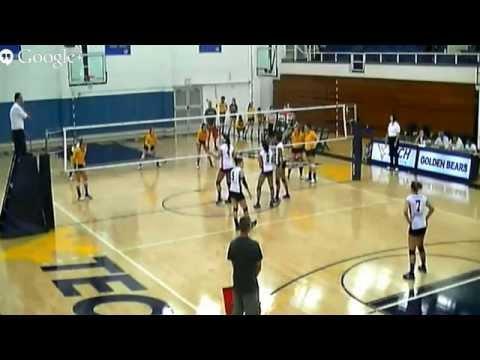WVU Tech Volleyball vs. St. Andrews Presbyterian College
