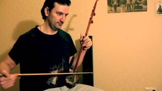 The itsy bitsy spider ( erhu - guitar )