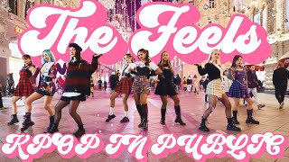 Download lagu [K-POP IN PUBLIC | ONE TAKE] TWICE - The Feels | DANCE COVER by SPICE from RUSSIA