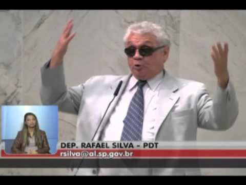 Deputado Rafael Silva Exige Mudanças Urgentes na Lei Penal