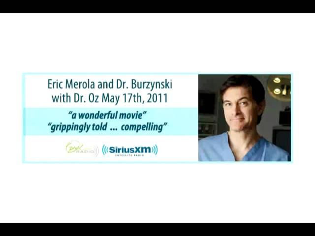 Dr. Mehmet Oz interviews Dr. Burzynski & Eric Merola