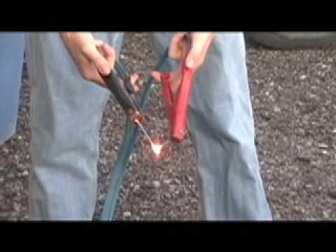 DIYS: Ep. 1 - Battery Welding