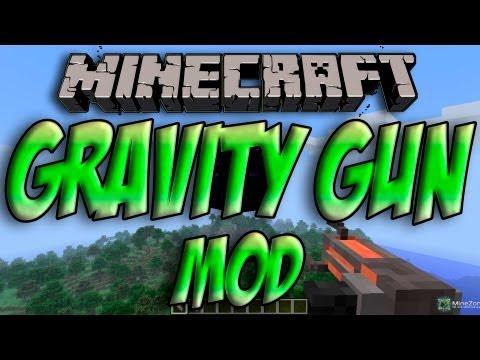 Minecraft 1.5.2 - Como Instalar GRAVITY GUN MOD - ESPAÑOL [HD] 1080p