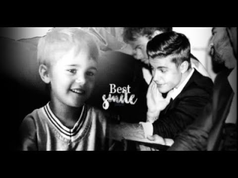 Justin Bieber best smile - Everytime we touch 2015