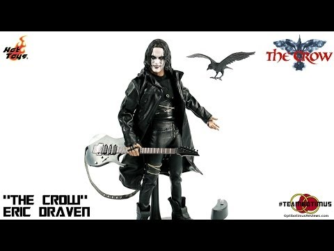 Video Review of the Hot Toys The Crow: Eric Draven
