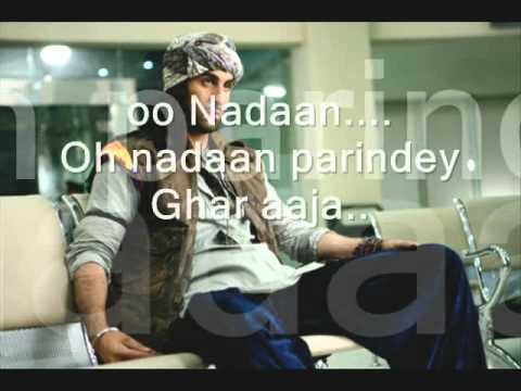 Rockstar movie song-nadan parindey with lyrics and meaning..