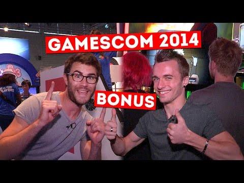 BONUS : Détente à la Gamescom 2014