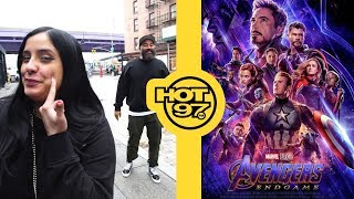 Ebro in the Morning Ditches Work To See Avengers:Endgame