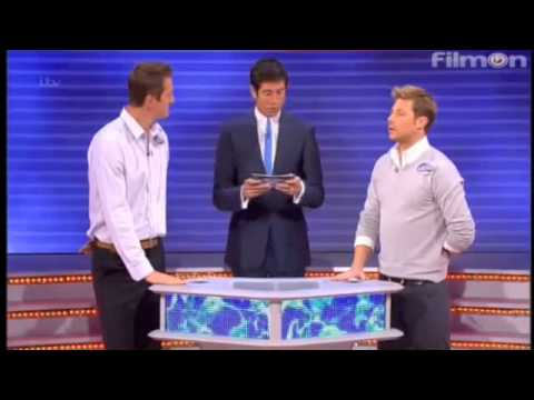 Duncan James - Family Fortunes (18.05.2013) Part 1 klip izle