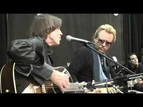 Jackson Browne and Lee Roy Parnell Jam at NAMM 2012