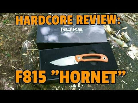✔RUIKE KNIVES F815