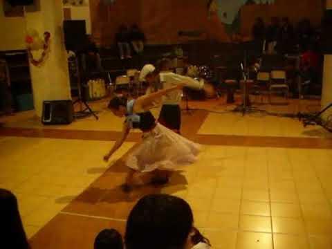 Danza folclórica estilizada 2