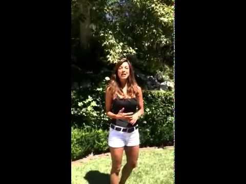 Eva LaRue Ice Bucket Challenge