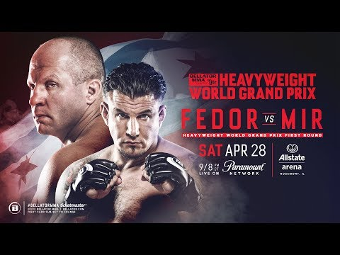 Bellator 198 LIVE Weigh Ins
