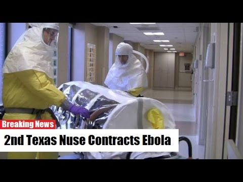 2nd Texas Nurse Tests Positive For Deadly Ebola Virus