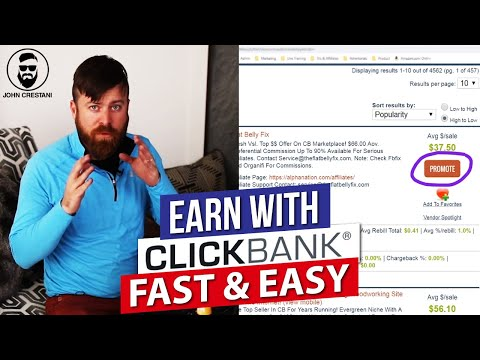 How To Make Money With Clickbank