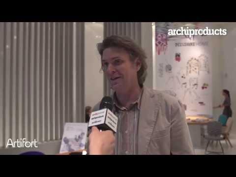 ARTIFORT | JACCO BREGONJE - I Saloni 2013