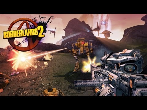 Playing Borderlands 2 w/ Randy Pitchford - IGN AU Pubcast