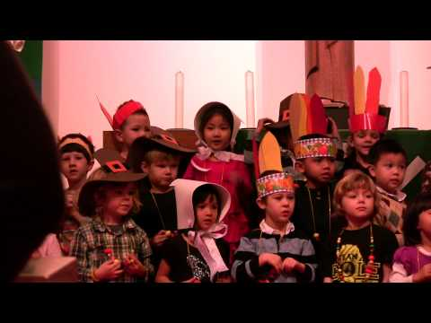 Jami Prince of Peace preschool performance Nov. 21st, 2012  - Part 2