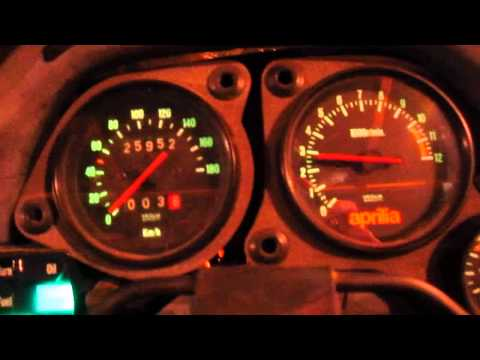 Aprilia Tuareg Wind 125 Rotax123