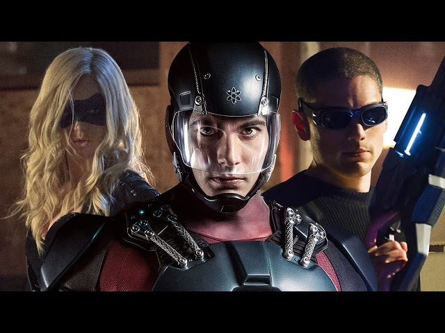 Analyzing the Atom / Firestorm / Captain Cold / Canary Spinoff - IGN Conversation