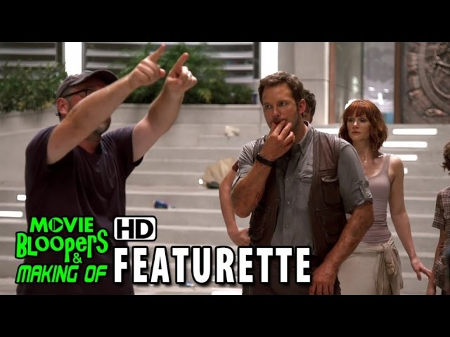Jurassic World (2015) Featurette - Chris Pratt's Jurassic Journals: Whistle