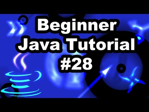 Learn Java Tutorial 1.28 - Using