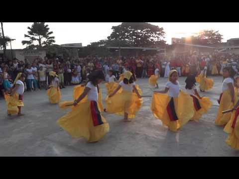 Baile el Manduco de Venezuela, Unidad Educativa Daulis, Festival de Arte y Cultura 2012
