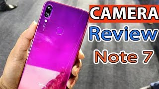 Redmi Note 7 Camera Review ll Portrait Mode ll Slow Motion ll Video Samples ll Night Mode