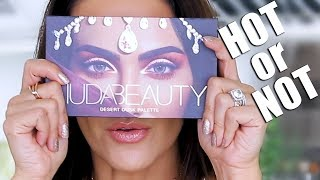 New HUDA BEAUTY PALETTE | Hit or Miss ... ???