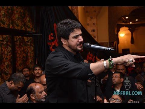 Syed Farhan Ali Waris LIVE (HD) Muharram 2014/1436 at Jaffari Center of Atlanta, USA