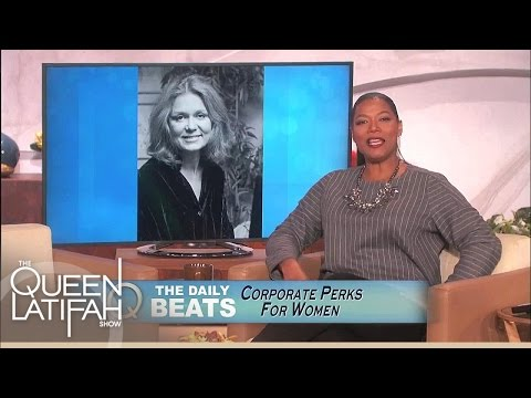 Daily Beats: Celebrity BFFs, Corporate Perks! | The Queen Latifah Show