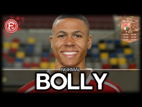 FIFA 15 UT - BOLLY || FIFA 15 Ultimate Team 64 Player Review (FASTEST PLAYER ON FIFA)