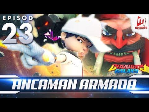 Download  BoBoiBoy Galaxy EP23 | Ancaman Armada / Pirate Armada Invasion ENG Subtitles Gratis, download lagu terbaru