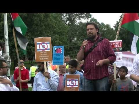 Toronto Al-Quds Rally - Speech by Br.  Sid Lacombe 03Aug2013