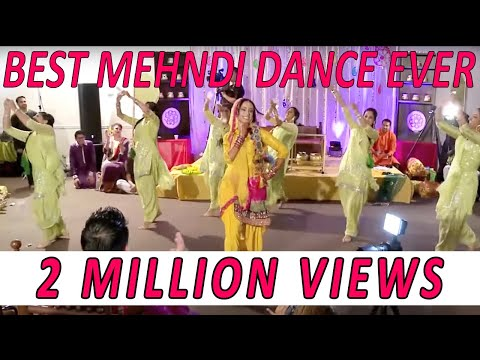 OMG Wedding - Mehndi Group Battle - Girls vs Boys