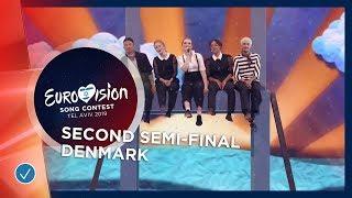 Leonora - Love Is Forever - Denmark - LIVE - Second Semi-Final - Eurovision 2019