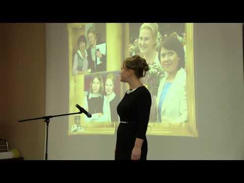 Видеоролики самопрезентации на конкурсе