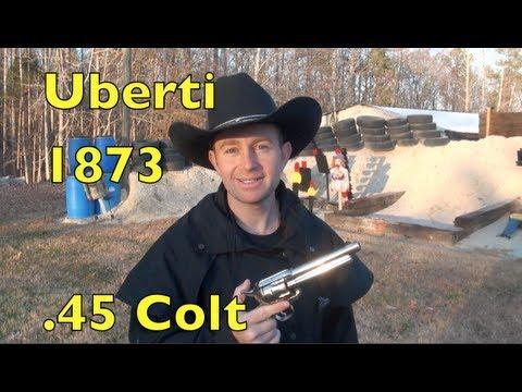 1873 Colt 45 Revolver Peacemaker 1873 Uberti Cattleman 45 Colt